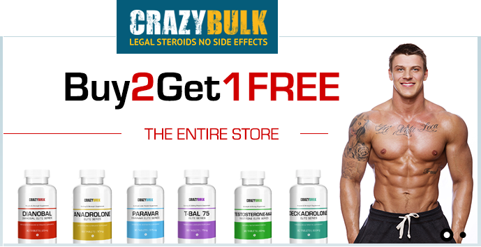 Get the Crazy Bulk Today To Improve Your Bodybuilding Performance