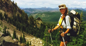 Girl's Camp Hiking Ideas